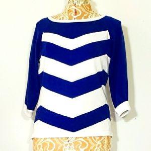 Sugarhill Boutique Striped Sweater